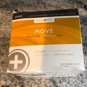 Thrive move lifestyle gel joint support premium